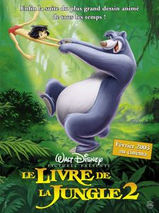 livre de la jungle 2