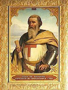jean Ier de Brienne 1148 1237