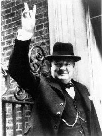 Winston Spencer-Churchill 1874 1965