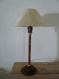 lampe de table, création unique