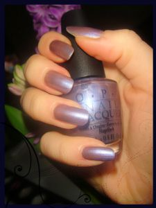 OPI the color to watch vernis