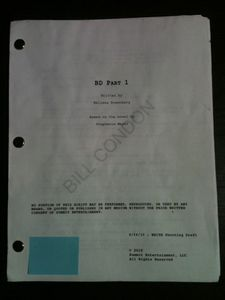 Breaking Dawn - Script
