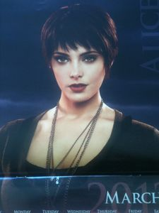 Breaking Dawn Calendar - Alice