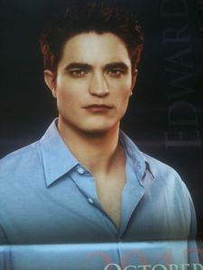 Breaking Dawn Calendar - Edward 2