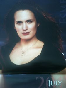 Breaking Dawn Calendar - Esme