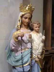 Ste Vierge Marie - Chapelle Saint-François Rennes