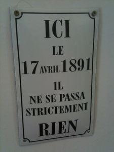 ici le 17 avril
