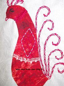 Oiseaux panneau2013 07