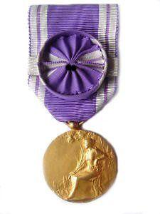 Médaille sb