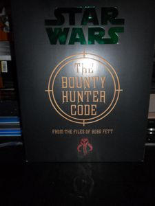 Collection n°182: janosolo kenner hasbro - Page 2 The-bounty-hunter-code-devant