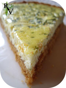Cheesecakes Ail & Fines Herbes 2