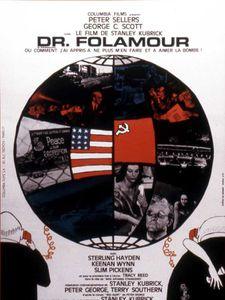 Affiche de Docteur Folamour