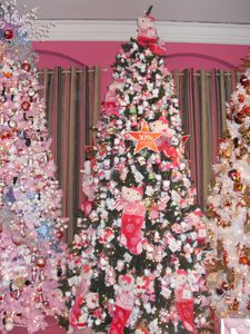 sapin hello kitty