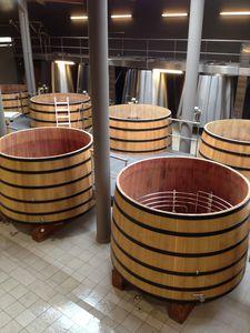 Cuve a vin occasion