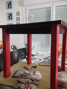 table pour enfant, table cars (3)