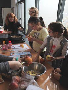 Cours de cuisine enfants 5 février 2014 4