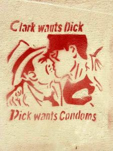 dick wants condoms