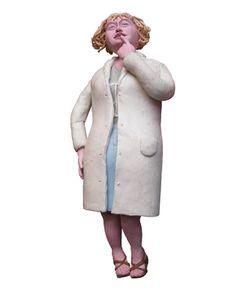 tartie figurine en pate a modeler
