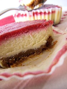 Cheese cake mirroir fraise (19)