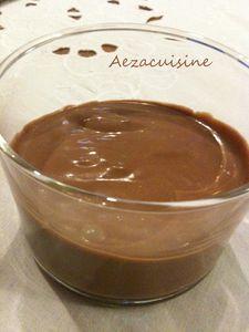 Mousse au chocolat super light