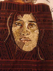 portrait de Juana