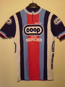 R Maillot COOP Mercier 1982