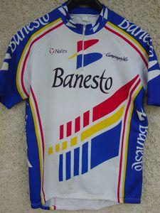 R maillot Banesto Campagnolo 1993