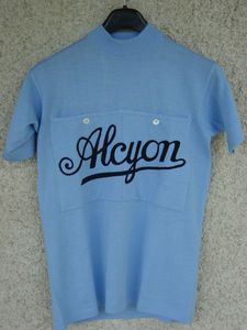 R maillot alcyon 37