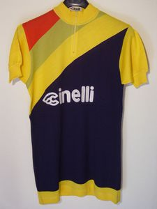 R maillot cinelli 82