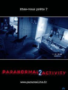 Paranormal activity 2 - affiche