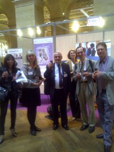 Stand AR Consultday juin 2011 visiteurs 6