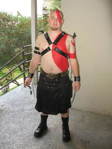 GOW3 kratos-cosplay
