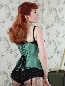 corset what katie did vert
