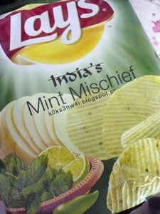 lays mint chips