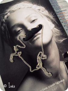 Scrap Inès Bijoux Sautoir Collier Bague Moustache-copie-10