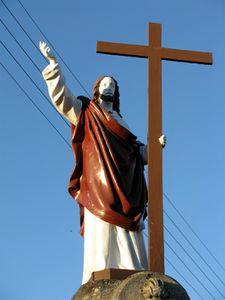 Le Christ de Boisseron