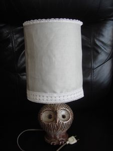 couture lampe