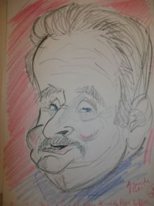 caricature Jean-Marie Chaliffour