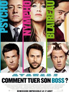 Comment Tuer son Boss affiche