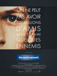 The social network affiche