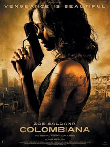 Colombiana affiche