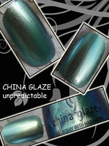 CHINA GLAZE unpredictable 02