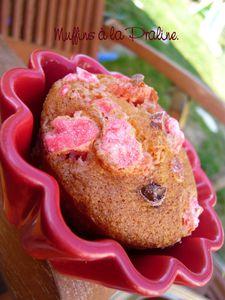 Muffins à la praline