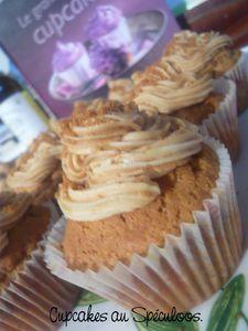 cupcake au spéculoos