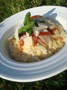 Risotto-aux-asperges-vertes-jambon-de-Parme-et-Parmesan--5-.JPG