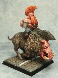 Dwarf Deathroller (1)