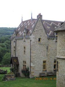 Château de Baulme la Roche