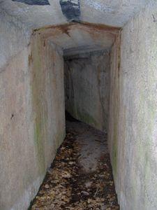 col de engin et sentier bunkers 172
