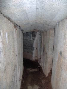 col de engin et sentier bunkers 174