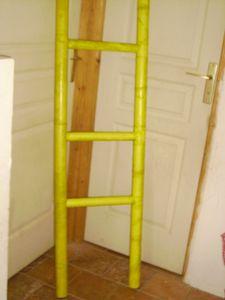 L 39 imagination sans - Echelle bambou porte serviette casa ...